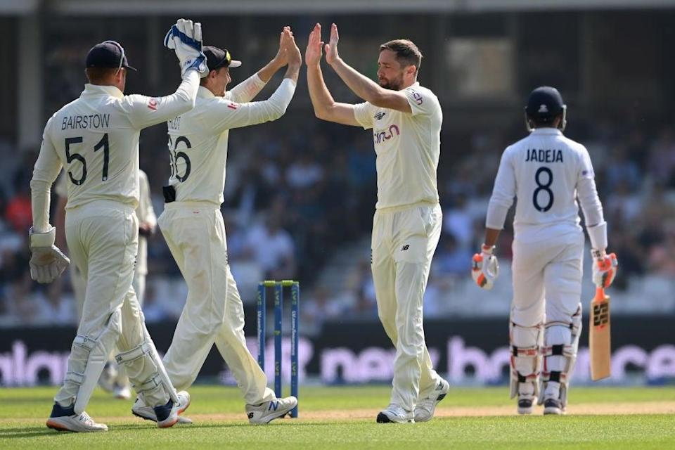 Root has not been able to rely on players like Woakes due to injury (Getty Images)