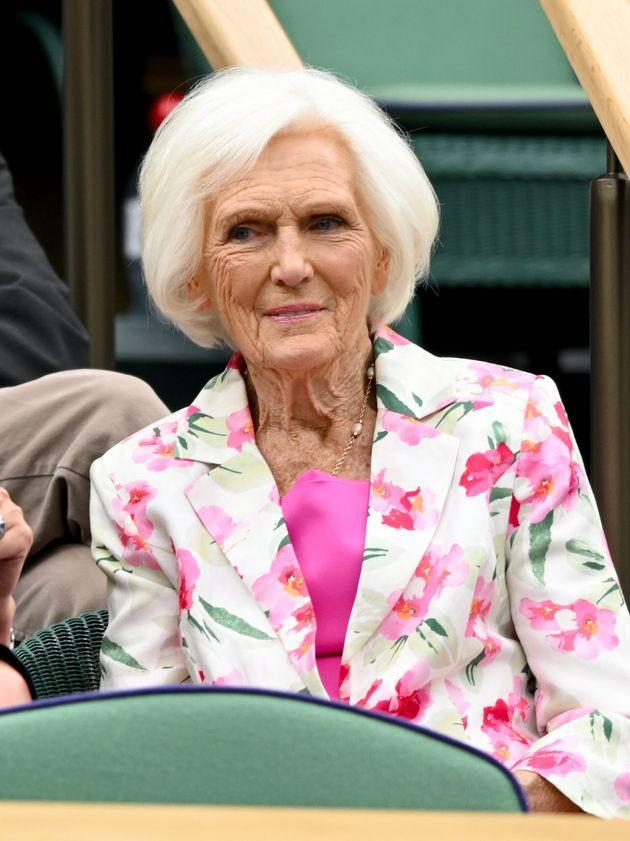Mary Berry (Photo: Karwai Tang via Getty Images)