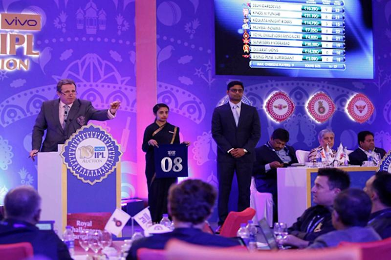 IPL Auction to be Held in Jaipur on December 18