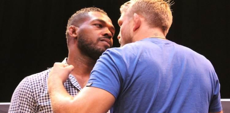 Jon Jones Excited for Potential Alexander Gustafsson Rematch