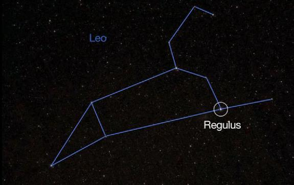 March Stargazing: 'Little King' Star Regulus Reigns in Space Lion's Heart