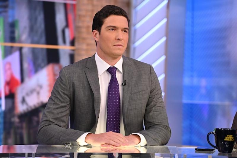 Will Reeve on 'Good Morning America'