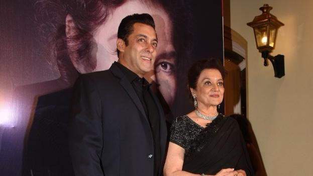 Asha Parekh's Autobiography is a Book of Values: Salman Khan