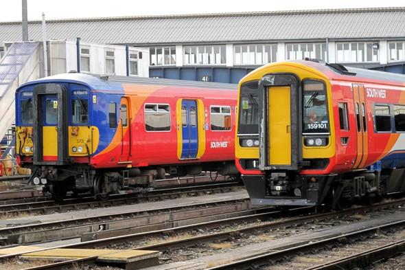 Rail commuters hit as train companies cancel services ahead of storm