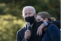 <p>The youngest of Hunter and Kathleen Biden's daughters, Maisy, 18, has been a fixture at her grandfather's side since he was Vice President. Not only did she campaign for him during the 2020 election, she also went on a number of official trips with him during his VP tenure. Maisy is also reportedly very close to Sasha Obama and the two families had a joint celebration for their high school graduations.</p>