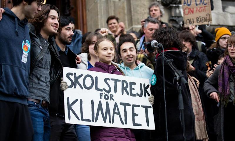 The UN has also organised a youth summit this April which the organisation hopes environmental activists such as Greta Thunberg will attend.