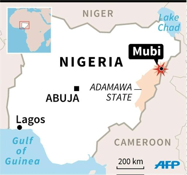 The attack in Mubi, Nigeria, was the biggest in the state of Adamawa since December 2016