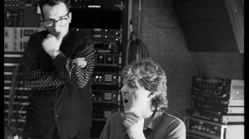 Inside Paul McCartney and Elvis Costello's Prolific Late-Eighties Team-Up