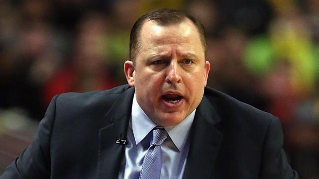 Tom Thibodeau is growing impatient and may deal one of his young stars for a veteran who can help him win.