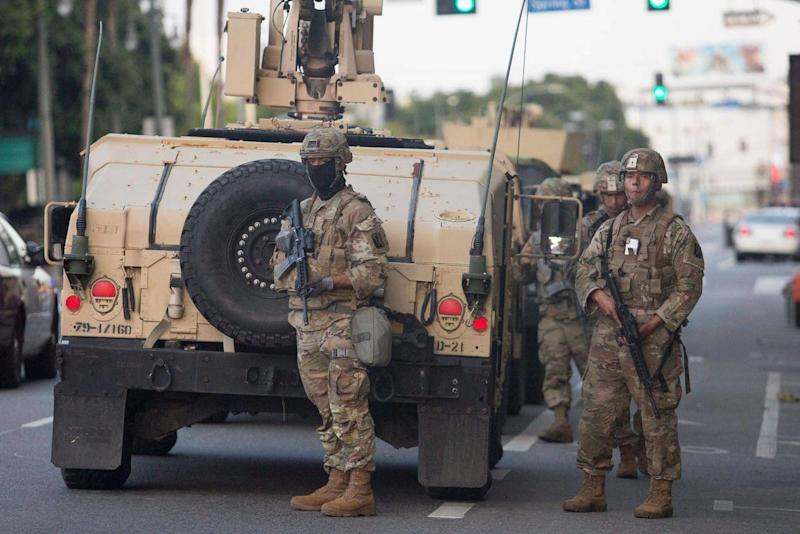 Army Vet Lawmaker: Invoke Insurrection Act, Deploy Active-Duty Troops to Riots