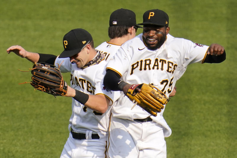 Cubs Pirates Baseball