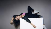 Selena Gomez teases Puma collection with new sneaker
