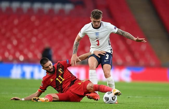 Southgate rues 'another distraction' as Trippier pulls out