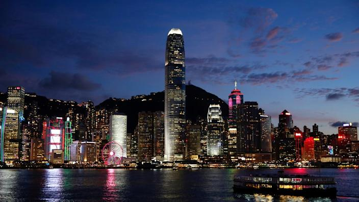 Hong Kong's days as a global media hub are under threat