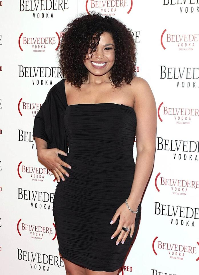 """""""American Idol"""" alum and singer Jordin Sparks was all grown up in a form-fitting black frock and short, curly hair. Hot ... or not? Robert Benson/<a href=""""http://www.gettyimages.com/"""" target=""""new"""">GettyImages.com</a> - February 10, 2011"""