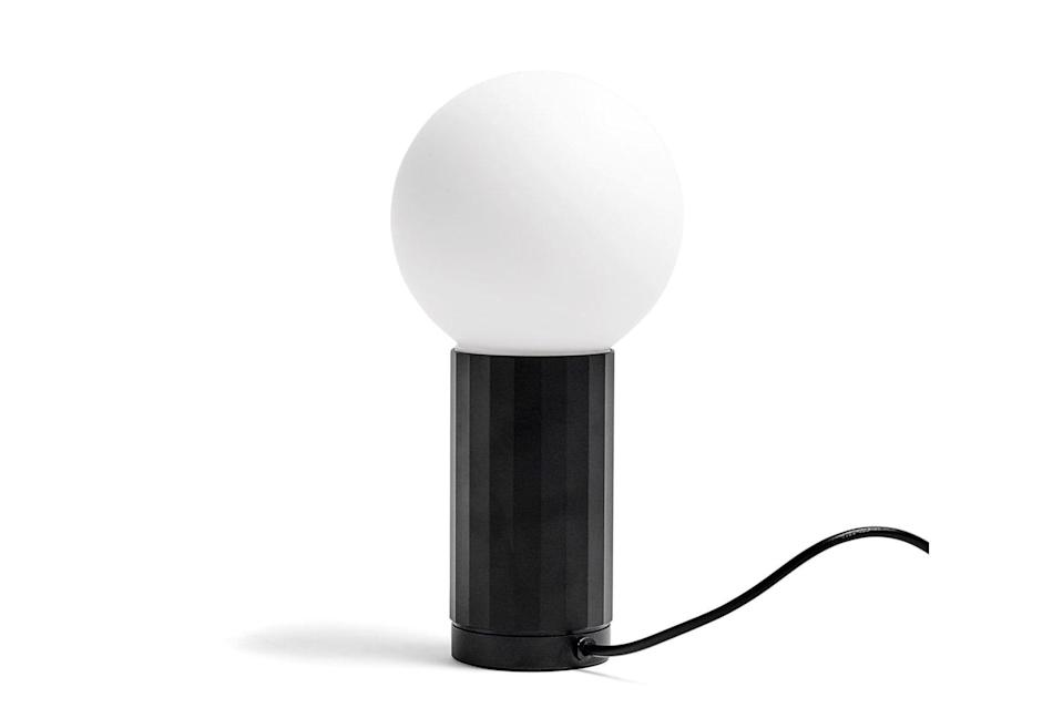"$175, Huckberry. <a href=""https://huckberry.com/store/hay/category/p/62667-turn-on-lamp"" rel=""nofollow noopener"" target=""_blank"" data-ylk=""slk:Get it now!"" class=""link rapid-noclick-resp"">Get it now!</a>"