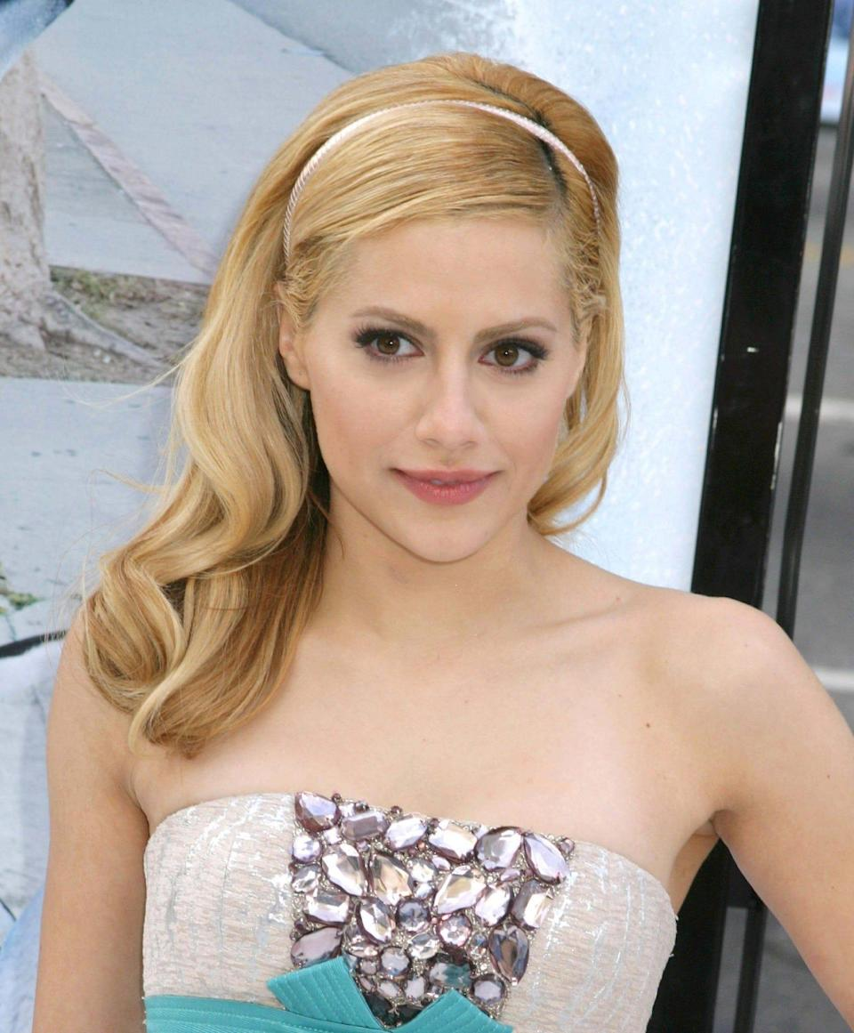 """A 2006 image of Brittany Murphy used in the HBO Max documentary series, """"What Happened, Brittany Murphy?"""""""