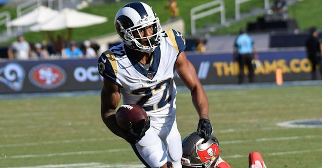 Adding Marcus Peters drastically improves the Ravens defense