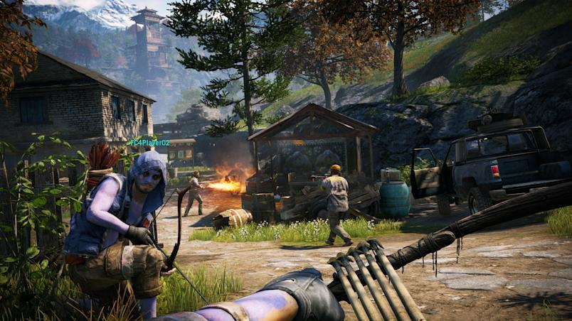 Far Cry 4 PS3 Corruption Bug Fix is to Delete and Reinstall
