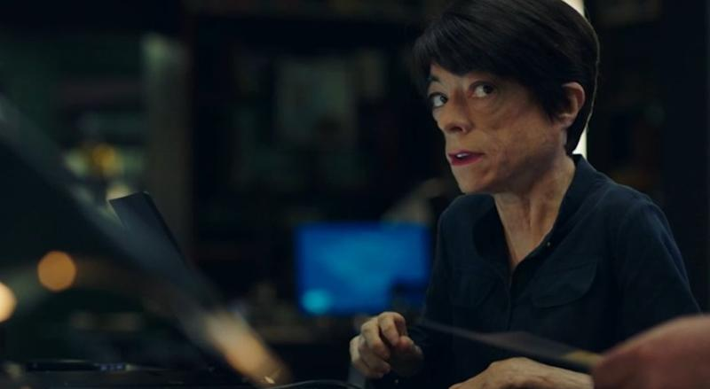 Liz Carr as Clarissa Mullery in 'Silent Witness' (BBC)