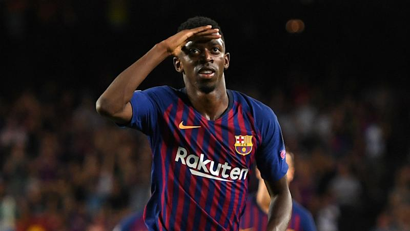 Tardy Dembele in Clasico contention for Barcelona