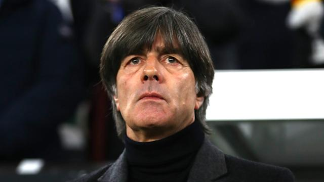 The Germans are behind five European nations heading into next year's tournament, their coach has claimed