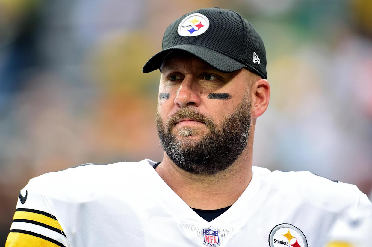 The Steelers have lost three straight games, and the questions over Ben Roethlisberger's performances are only growing louder. (Photo by Patrick McDermott/Getty Images)