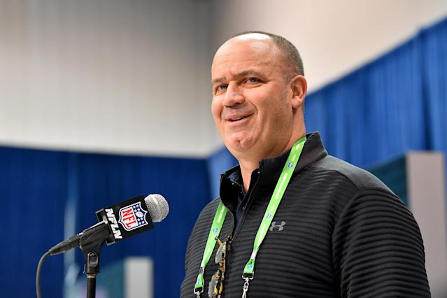 Who would Bill O'Brien be if he was in a fantasy league? You already know. (Photo by Alika Jenner/Getty Images)