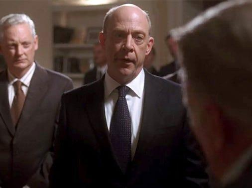 jk simmons the west wing