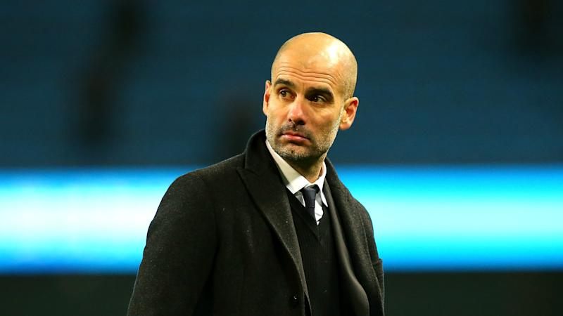 Man City are like England and will take longer to sort out than Barca or Bayern - Guardiola