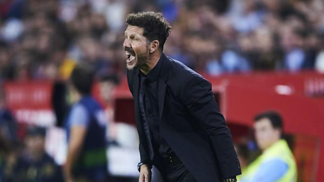 Atletico Madrid have won only five LaLiga matches this season, with Diego Simeone calling for greater consistency from his side.