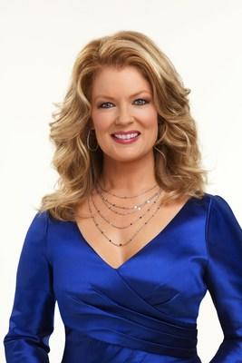 Mary Hart, 2019 Celebrity Grand Marshal, Palm Springs Festival of Lights Parade