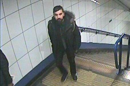 CCTV: Police want to trace this man: British Transport Police