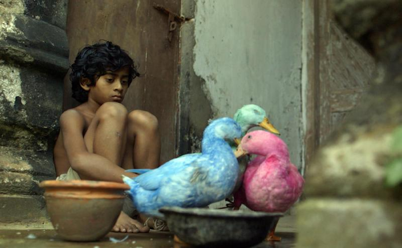 A still image of a scene from Bangladeshi film 'Jalal's Story', directed by Abu Shahed Emon (AFP Photo/BIFF)