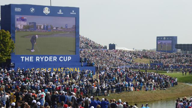 The true scale of putting on The Ryder Cup has been revealed