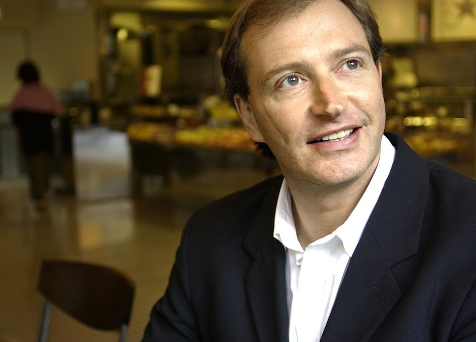 Julian Metcalfe, co-founder of Pret a Manger (Photo: South China Morning Post via Getty Images)
