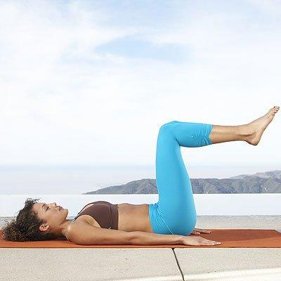 <p>New to belly-blasting? Start with this simplified workout, then advance to the main moves once these seem easy.</p>