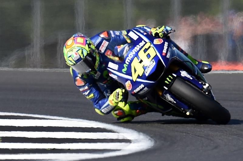Valentino Rossi Quick Return: Only 22 days after his enduro accident