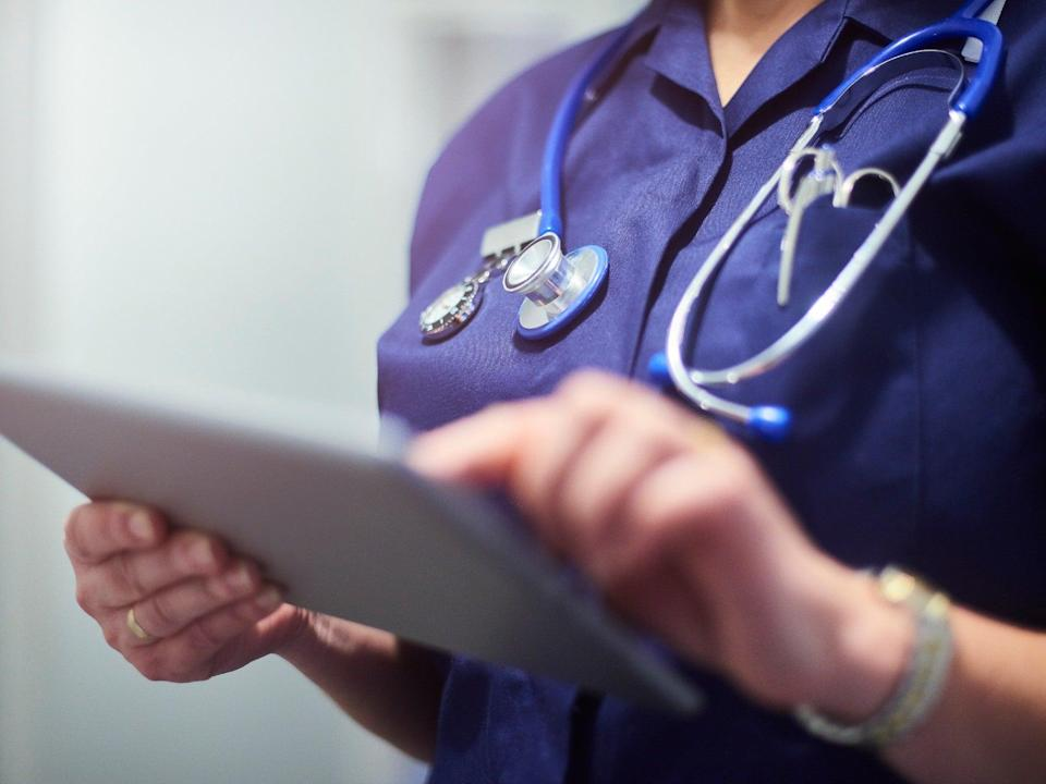 <p>NHS data-sharing plans are a concern to privacy groups</p> (iStock/Getty Images)