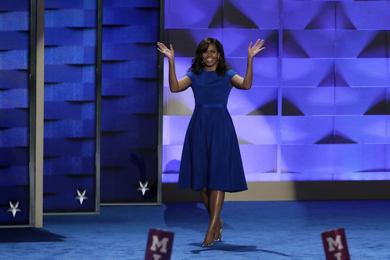 Michelle Obama is done with women being told to 'lean in'
