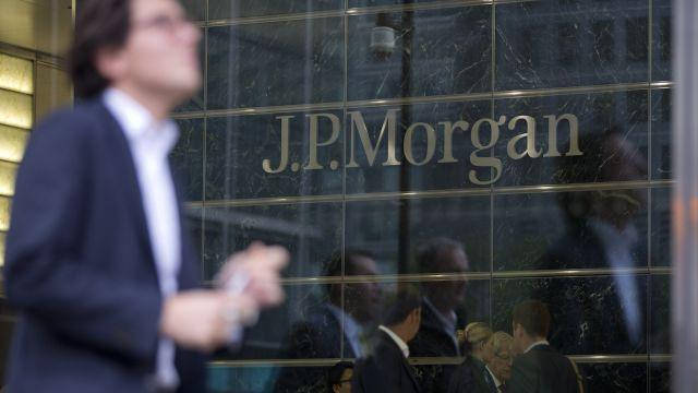 Even one of the biggest banks in the world has a hard time retaining top talent.