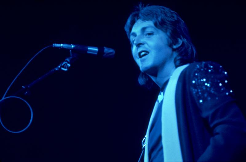 Paul McCartney, 1970s (Photo by Richard E. Aaron/WireImage)