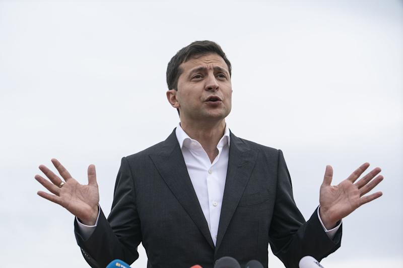 Face Time With Putin Gives New Ukraine Leader His Shot at Peace