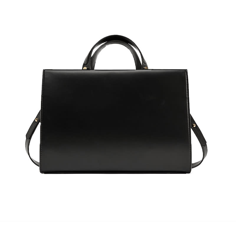 """<a rel=""""nofollow"""" href=""""https://www.zara.com/us/en/briefcase-with-clasp-p18664204.html?v1=4965526&v2=269201"""">Briefcase With Clasp, Zara, $60</a><p>     <strong>Related Articles</strong>     <ul>         <li><a rel=""""nofollow"""" href=""""http://thezoereport.com/fashion/style-tips/box-of-style-ways-to-wear-cape-trend/?utm_source=yahoo&utm_medium=syndication"""">The Key Styling Piece Your Wardrobe Needs</a></li><li><a rel=""""nofollow"""" href=""""http://thezoereport.com/entertainment/culture/netflix-parisian-comedy/?utm_source=yahoo&utm_medium=syndication"""">Netflix's New Comedy Is Being Touted As A French <i>Sex And The City</i></a></li><li><a rel=""""nofollow"""" href=""""http://thezoereport.com/living/relationships/5-things-ive-learned-almost-10-year-relationship/?utm_source=yahoo&utm_medium=syndication"""">5 Things I've Learned From My (Almost) 10-Year Relationship</a></li>    </ul> </p>"""