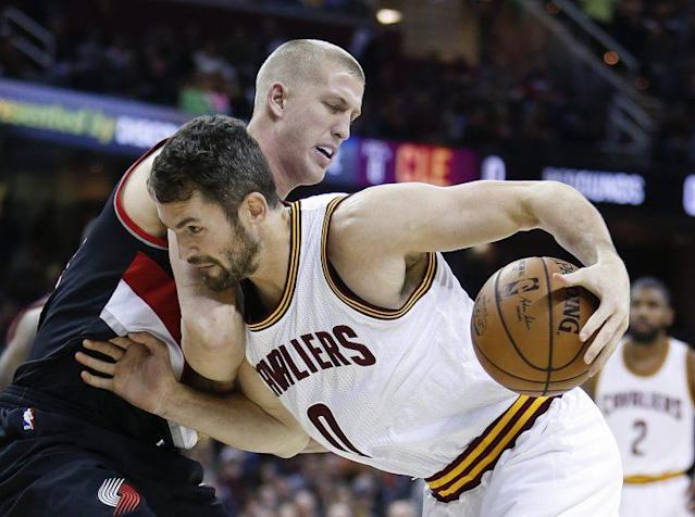 Kevin Love is once again playing like an All-Star. (AP)