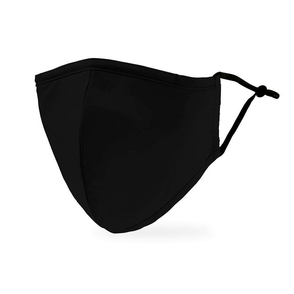 Adult Reusable, Washable Cloth Face Mask With Filter Pocket