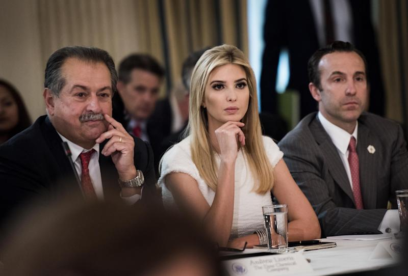 Ivanka Trump's Line Relabelled by Retailer, Distributor