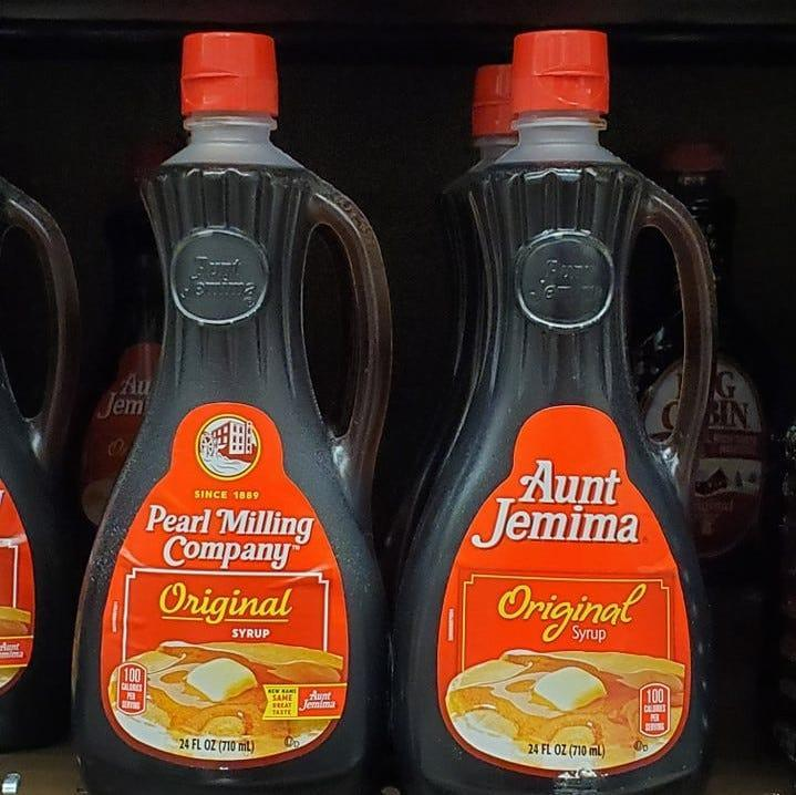 Aunt Jemima is being rebranded as Pearl Milling Co.