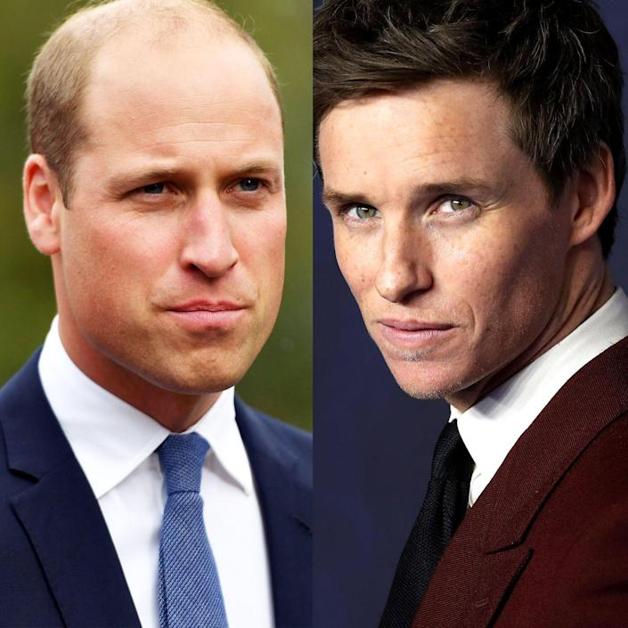 """<p>Not everyone can say they've rubbed elbows with royalty, but Eddie Redmayne can—he attended the elite boarding school, Eton College, at the same time as Prince William! The two must have spent a lot of time together because they were members of the school's prestigious Eton Society as well as teammates on the school's famous rugby team. </p><p>On an episode of Bravo's <a href=""""https://www.youtube.com/watch?v=aYKB2sgJYSc"""" rel=""""nofollow noopener"""" target=""""_blank"""" data-ylk=""""slk:Watch What Happens Live"""" class=""""link rapid-noclick-resp""""><em>Watch What Happens Live</em></a>, Redmayne reminisced on William's time on the field. """"I always felt a bit sorry for him because basically any school you'd play [against], all they wanted to do was tackle Prince William in order for them to say 'I tackled Prince William,'"""" the <em>Fantastic Beasts</em> actor joked. """"So, if you were standing next to Prince William, it was actually quite easy and quite fun!""""</p>"""
