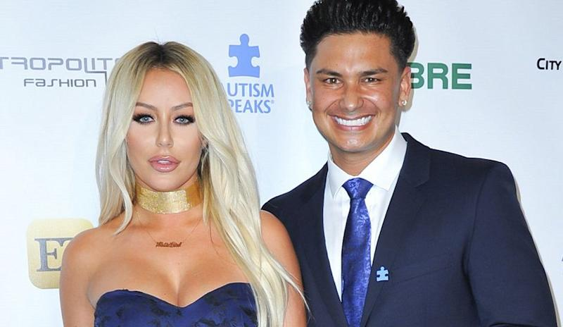 Jersey Shore Dj Pauly D Dumped Aubrey Oday After She Begged Him To